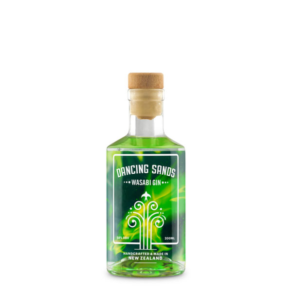 Dancing Sands Wasabi Strength Gin 200ml