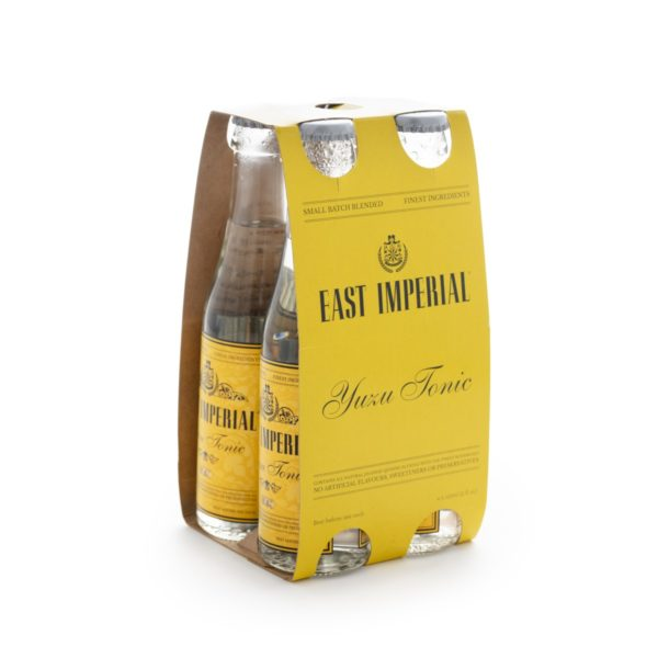 East Imperial Yuzu Tonic – 4 X 150ML