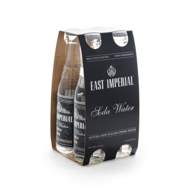 East Imperial Soda Water – 4 X 150ML