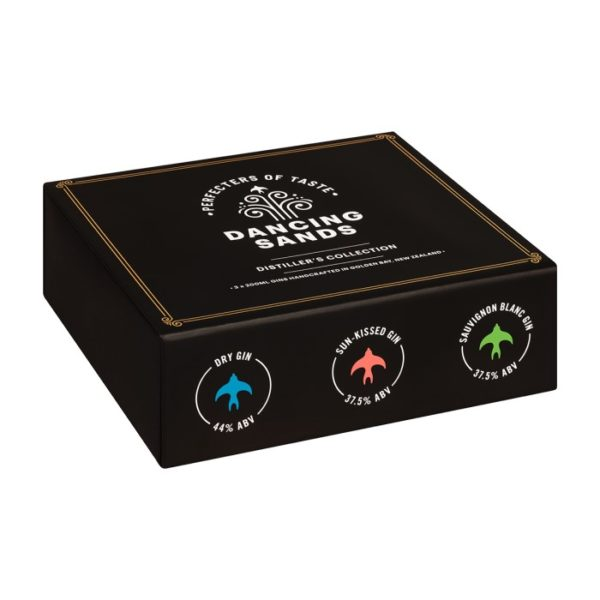 Dancing Sands Distiller's Collection Gift Box